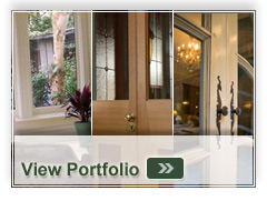 View our timber doors & windows portfolio